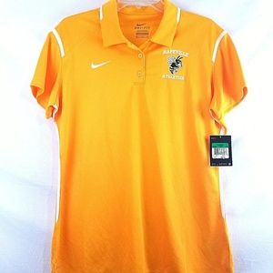 Nike Women's Hapeville Athletics Dri Fit Yellow Go